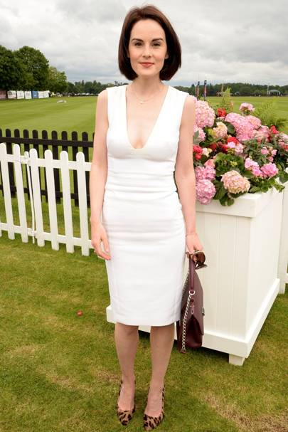 Cartier Queen's Cup polo final, Windsor - June 14 2014