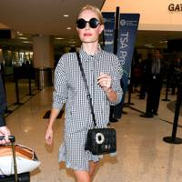 LAX Airport, Los Angeles - September 10 2017