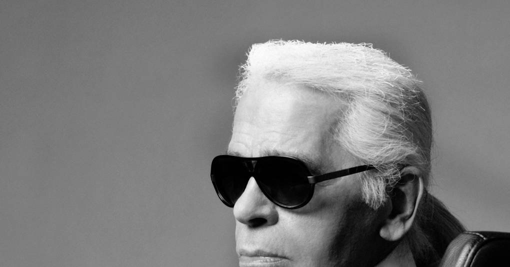 fabe696d25e3 Karl Lagerfeld quotes and video where describes the couture collections