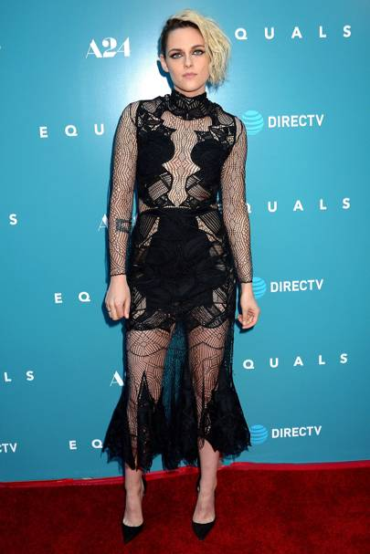 Equals premiere, Los Angeles - July 7 2016