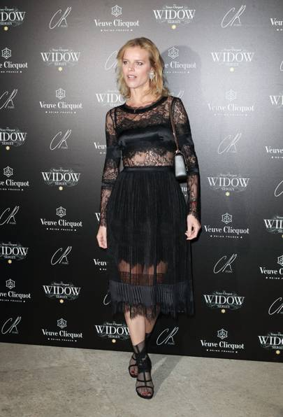 Veuve Clicquot Widow Series Launch Party, London - October 19 2017