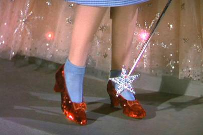 From Dorothy To Dior: A History Of Fashion's Obsession With Red Shoes