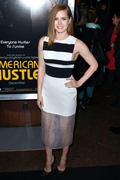 American Hustle premiere, LA – December 3 2013
