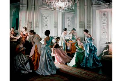 Charles James Ball Gowns, 1948