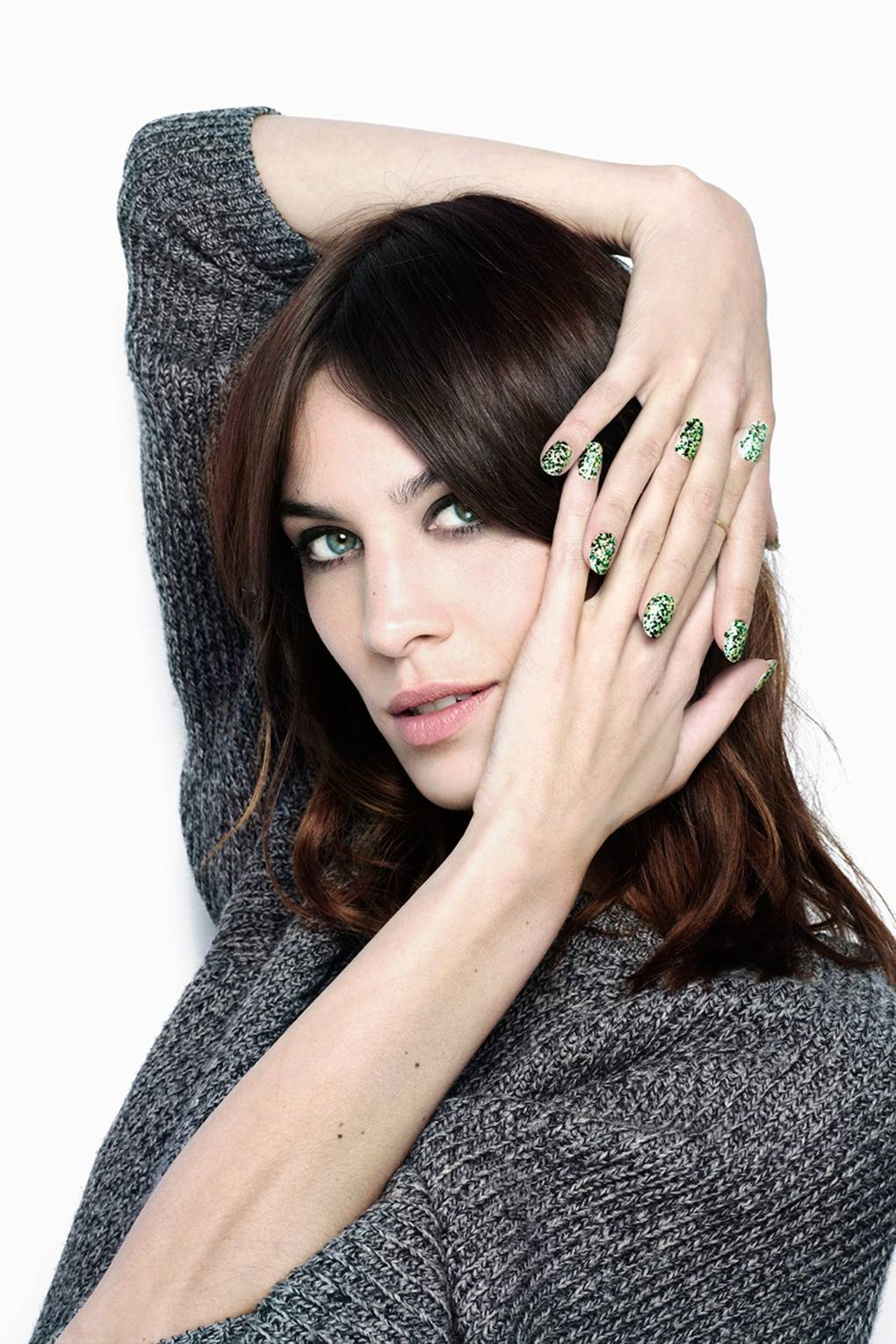 Alexa Chung For Nails Inc New Packaging And Collaboration