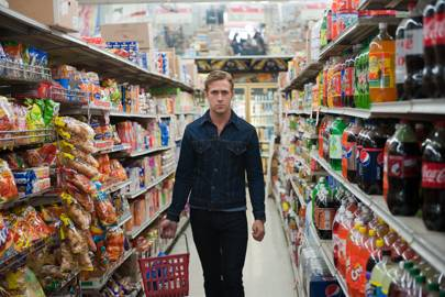 Ryan Gosling in Drive, 2011