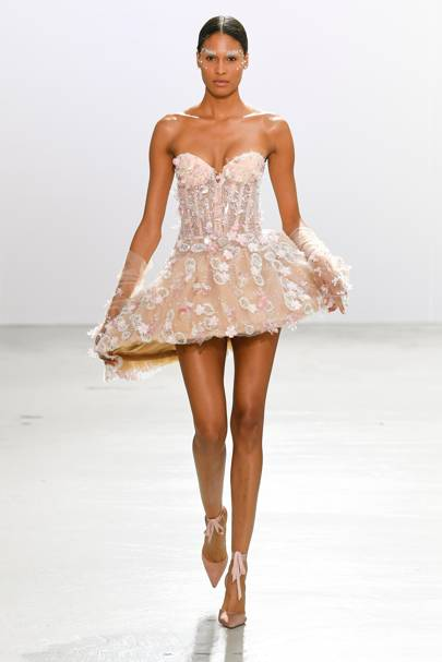 cee3a7762 Celia Kritharioti Autumn/Winter 2019 Couture show report | British Vogue