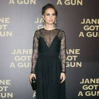 Jane Got A Gun premiere, Paris - January 24 2016