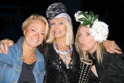 vogue blog virginia bates serpentine party
