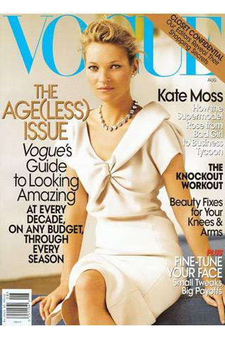 American Vogue, August 2008