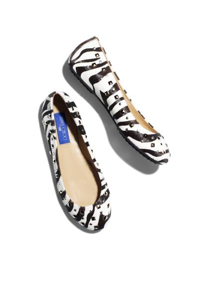 jimmy choo for hampm � shoe collection british vogue