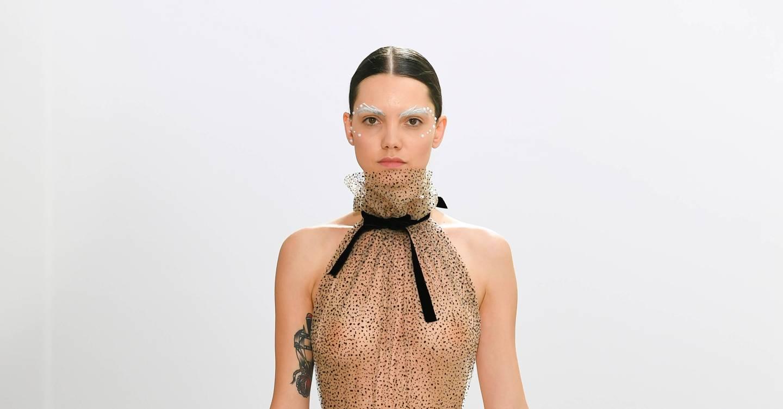 Ana Ortiz Nude Pics celia kritharioti autumn/winter 2019 couture show report