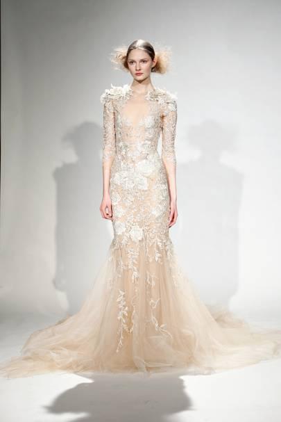 Behati prinsloo wedding dress