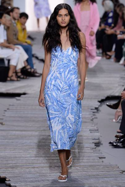 db4dcafecba5 Michael Kors Collection Spring/Summer 2018 Ready-To-Wear show report ...