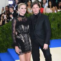 Lara Stone and Christopher Kane