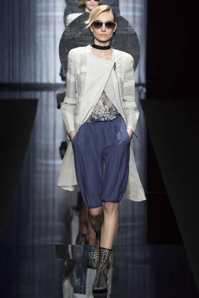 45fb35b70157 Giorgio Armani Spring Summer 2017 Ready-To-Wear show report ...