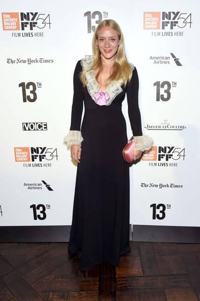 New York Film Festival opening night party, New York – September 30 2016