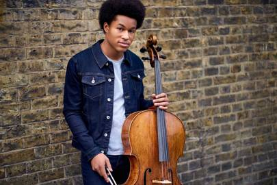 Sheku Kanneh-Mason,19