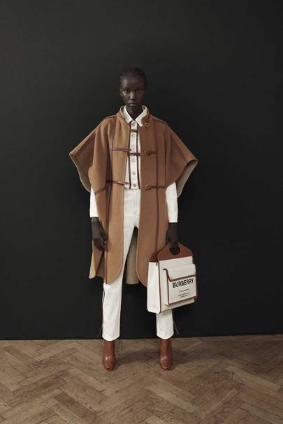 f4ab49e18ced If Riccardo Tisci s debut spring summer 2019 Burberry show was a mammoth  134-look exploration of the breadth of customers that his brand vision  might appeal ...