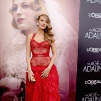 The Age of Adaline premiere, New York - April 19 2015