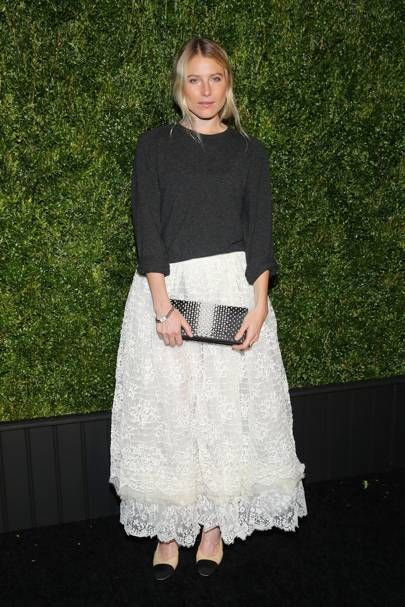 Chanel Tribeca Film Festival Artists Dinner, New York - April 18 2016
