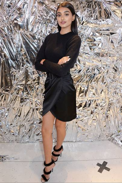 Reserved X Vogue launch of their limited edition 'Curated By British Vogue' collection, London – December 6 2018