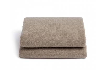 Cashmere cinema blanket