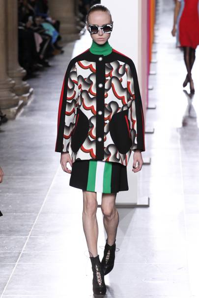 f597270d77 Jonathan Saunders Autumn/Winter 2015 Ready-To-Wear show report ...
