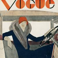 Vogue Cover, March 1929