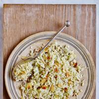 Swap regular rice for cauliflower rice or broccoli rice