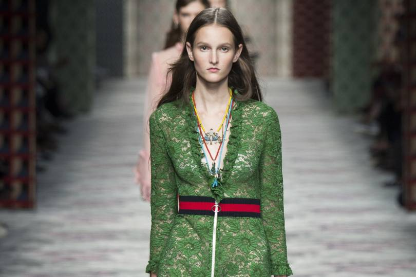 Gucci Spring Summer 2016 Ready-To-Wear show report  4bb7d792794