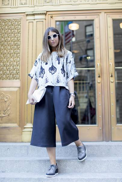 Sarah Tankel-Ellis, stylist and blogger