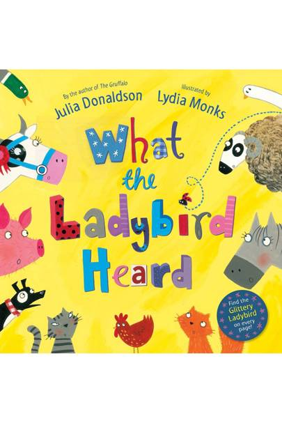 What The Ladybird Heard - If You Have An Idea, Speak Up